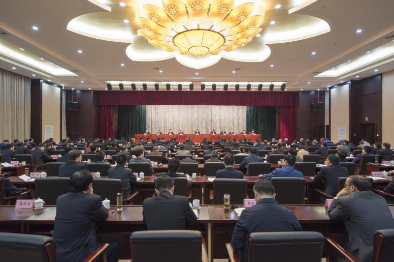 刘惠:深入学习贯彻党的十九大精神 推动全面从严治党向纵深发展