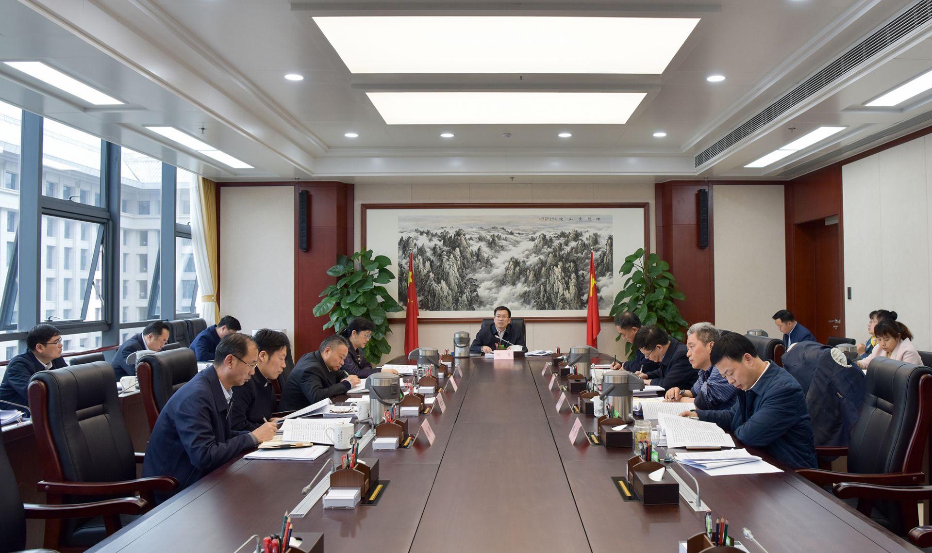 刘惠:提高政治站位 把扫黑除恶同反腐败结合起来