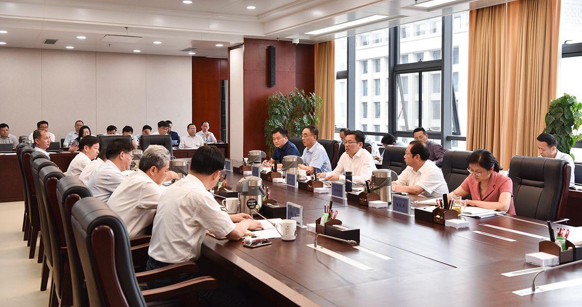刘惠:扎实抓好主题教育 推动新时代纪检监察工作高质量发展