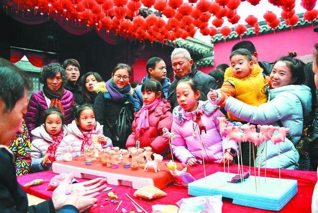 新春文化庙会好戏连台