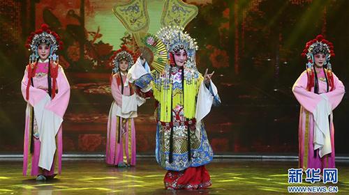 第十二届安徽国际文化旅游节开幕