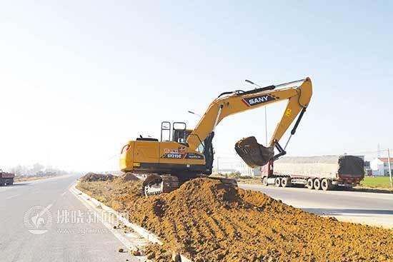 宿城西外环路加速建设