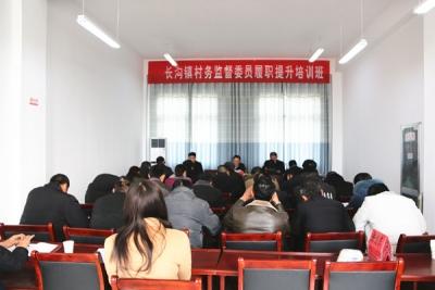 """泗县:集中""""充电"""" 提升村务监督委员会履职能力"""