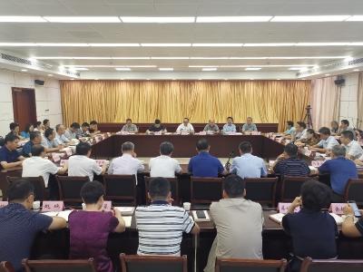 驻省发改委纪检监察组:对新提拔晋升干部开展集体廉政谈话