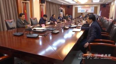 【扶贫】县委书记刘博夫强调怎样使扶贫工作真正取得实效