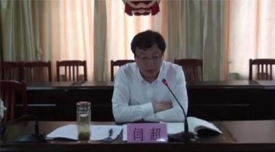 灵璧县秋收秋种及农村经济工作调度会在朝阳镇举行