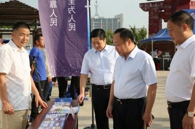 灵璧县2020年网络安全宣传周活动正式启动