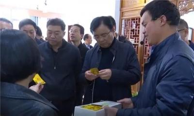 县人大常委会主任胡永军率队赴岳西县考察学习现代农业发展