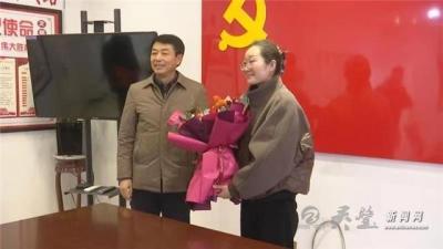 """省文明办看望慰问全国道德模范、""""中国好人""""彭伟平"""