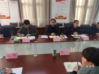 杨疃镇召开2021年县人大代表议案、建议和政协委员提案办理推进会
