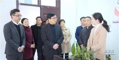 县人大常委会组织开展电子商务工作调研