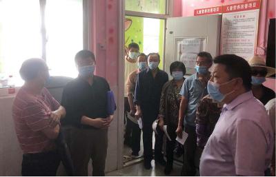 韦集镇全镇动员有序推进新冠疫苗接种工作