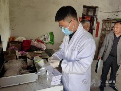 杨疃镇市场监管所组织开展豆制品督查抽检工作