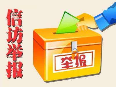 淮北杜集:1至10月份受理信访举报108件