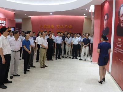省人大机关:组织党员干部赴省党风廉政教育基地接受警示教育