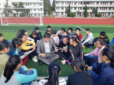 【镜头】滁州:迅速掀起学习宣传十九大精神热潮