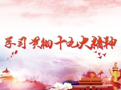 黄山:强化理论武装 专题辅导党的十九大精神