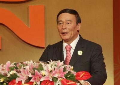 王岐山同志在《人民日报》发表署名文章:开启新时代 踏上新征程