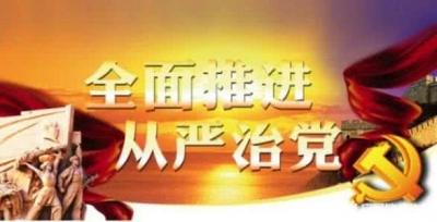 杨晓渡在《人民日报》发表署名文章:推动全面从严治党向纵深发展