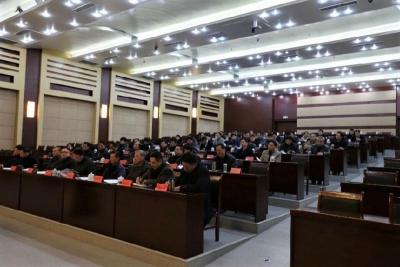 安庆:开展年度述职 促进业务融合