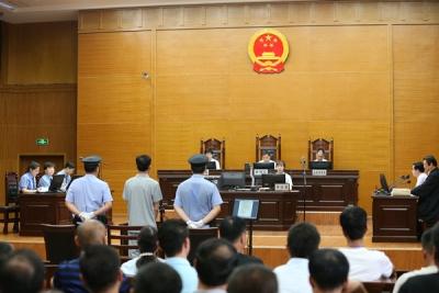 淮北:首例留置案件当庭宣判