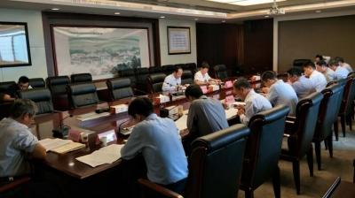 """滁州:深入抓好整改任务 做好巡视巡察""""后半篇文章"""""""