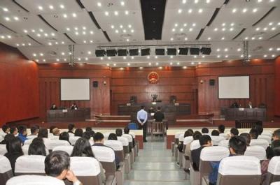 把业务培训搬到庭审现场 ——各地组织纪检监察干部旁听法庭庭审,强化法治思维