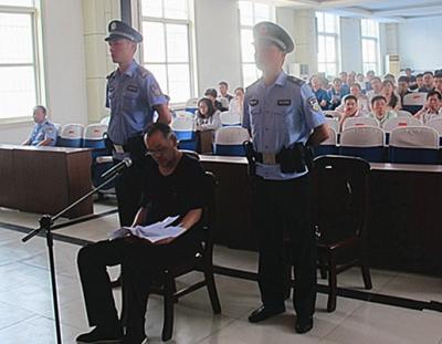 被控受贿347万余元  阜合产业园区管委会原党工委委员、副主任张振出庭受审