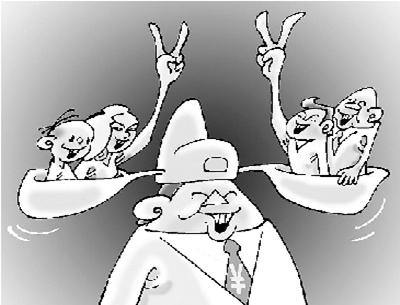 """【一周""""纪""""语】替领导还债、给领导替考、主动""""背黑锅""""……为领导""""分忧""""的""""好下属""""栽了!"""