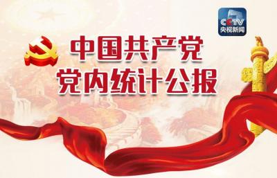 一张图,带你读懂2017年中国共产党党内统计公报