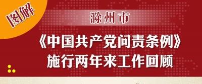 【一图读懂】《中国共产党问责条例》施行两年来工作回顾