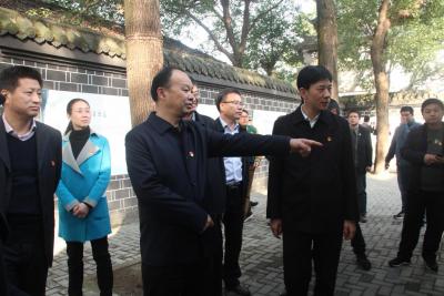 省委第四巡视组党支部开展主题党日活动