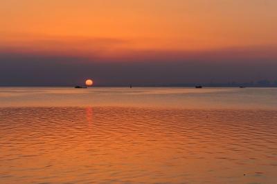 【镜头】托物言志 借景抒怀——朝日夕阳