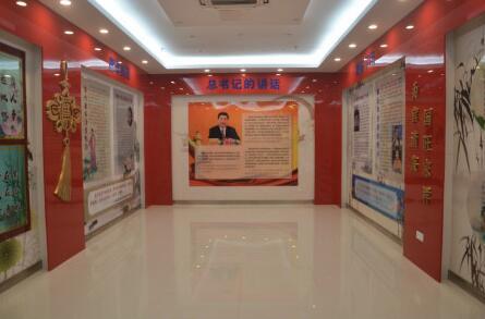 【网上展馆】铜陵市铜官区人民法院廉政文化室
