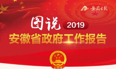 权威解读!图说2019年安徽省政府工作报告!