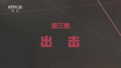 电视专题片《红色通缉》 第三集 《出击》