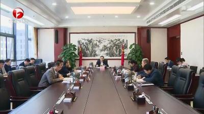 【纪检动态】刘惠:提高政治站位 确保中央和省委重大决策部署落地见效