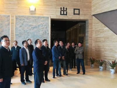 省委第四巡视组巡视淮北矿业集团党小组开展主题党日活动