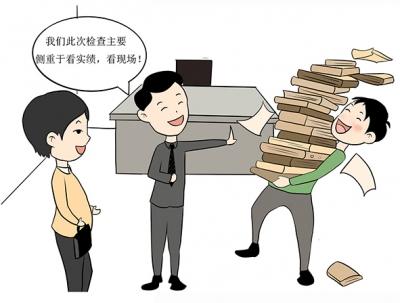 """【廉政漫画】漫说""""严强转"""""""