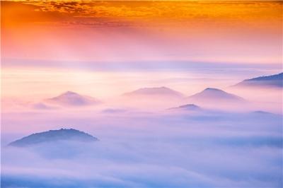 镜头|静观云卷云舒