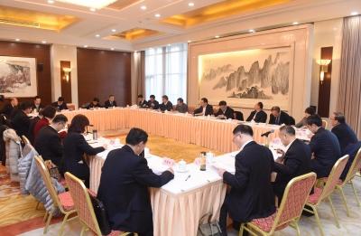 中共安徽省纪委十届五次全会分组讨论精彩图集