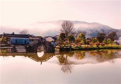 鏡頭|美麗鄉村入畫來
