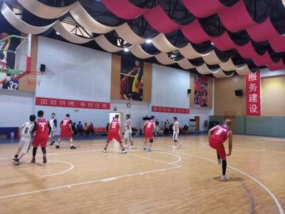 省紀委監委機關籃球隊榮獲省直機關聯賽第七名