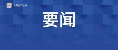 """劉惠:充分發揮監督治理效能 為""""十四五""""時期高質量發展提供堅強保證"""