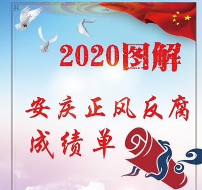 【图解】安庆:2020年正风反腐成绩单