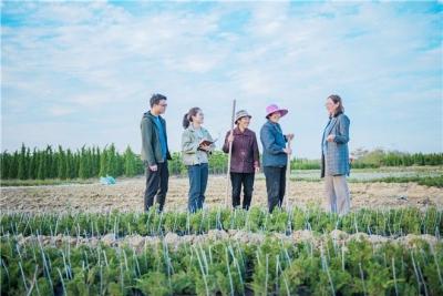 镜头 | 强化监督职能 助力乡村振兴