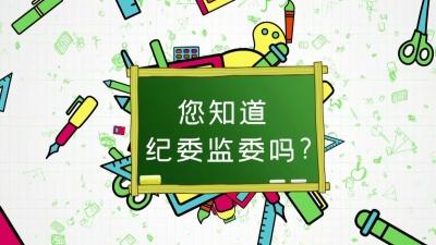 【微视频】走进纪委监委 走近纪检监察人
