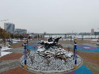 雪后的宿马