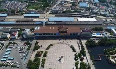 宿州火车站改造项目有了新进展?这个新闻发布会告诉你...