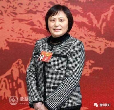 """泗县""""小巷总理""""岳喜环候选9月""""中国好人"""""""